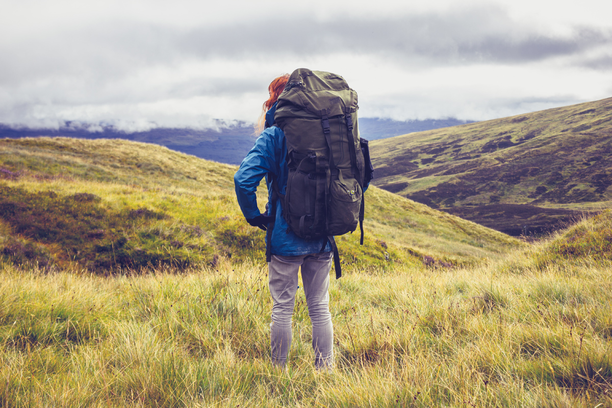 The Kerry Way Walking Route