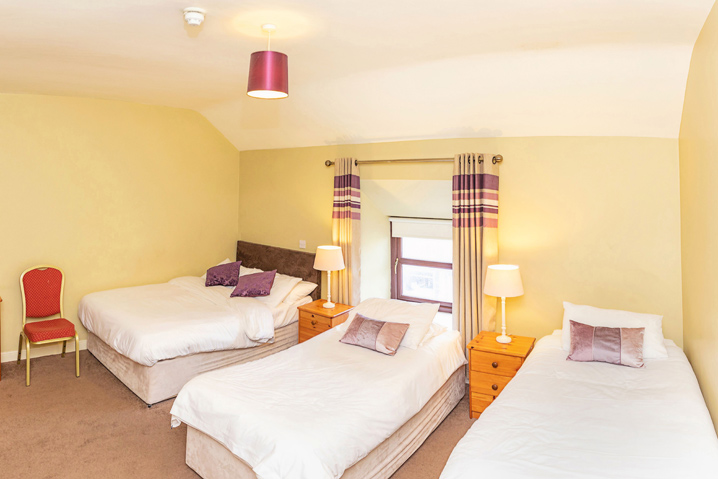 Larkins Pub - Family Room Accommodation