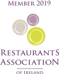 Member of Restaurants Association of Ireland